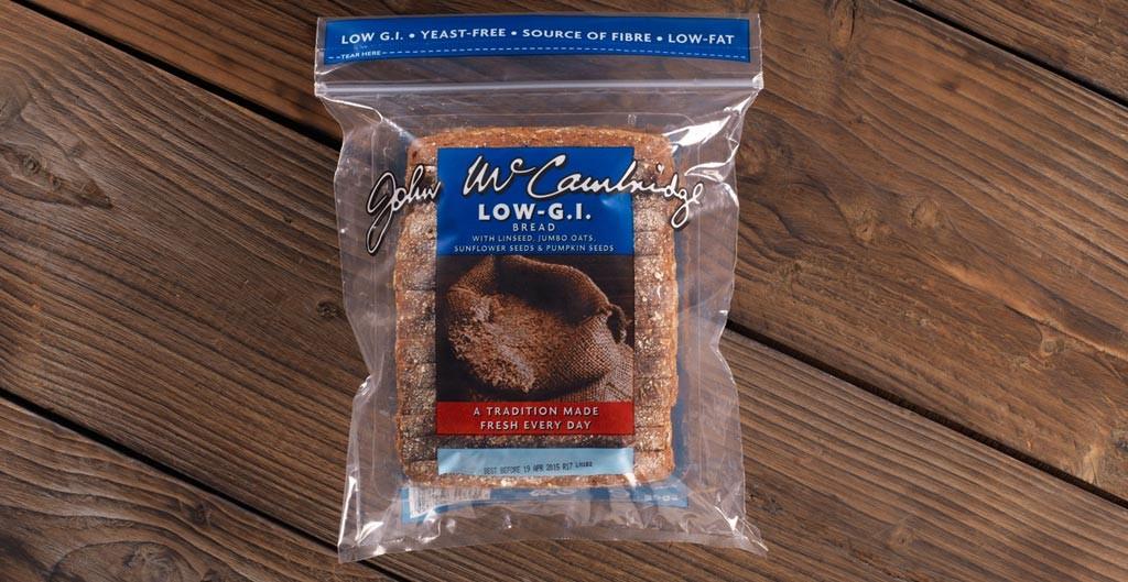 Low GI Bread